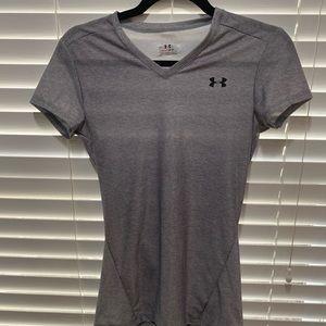 Under Armour Heat Gear Shirt - L